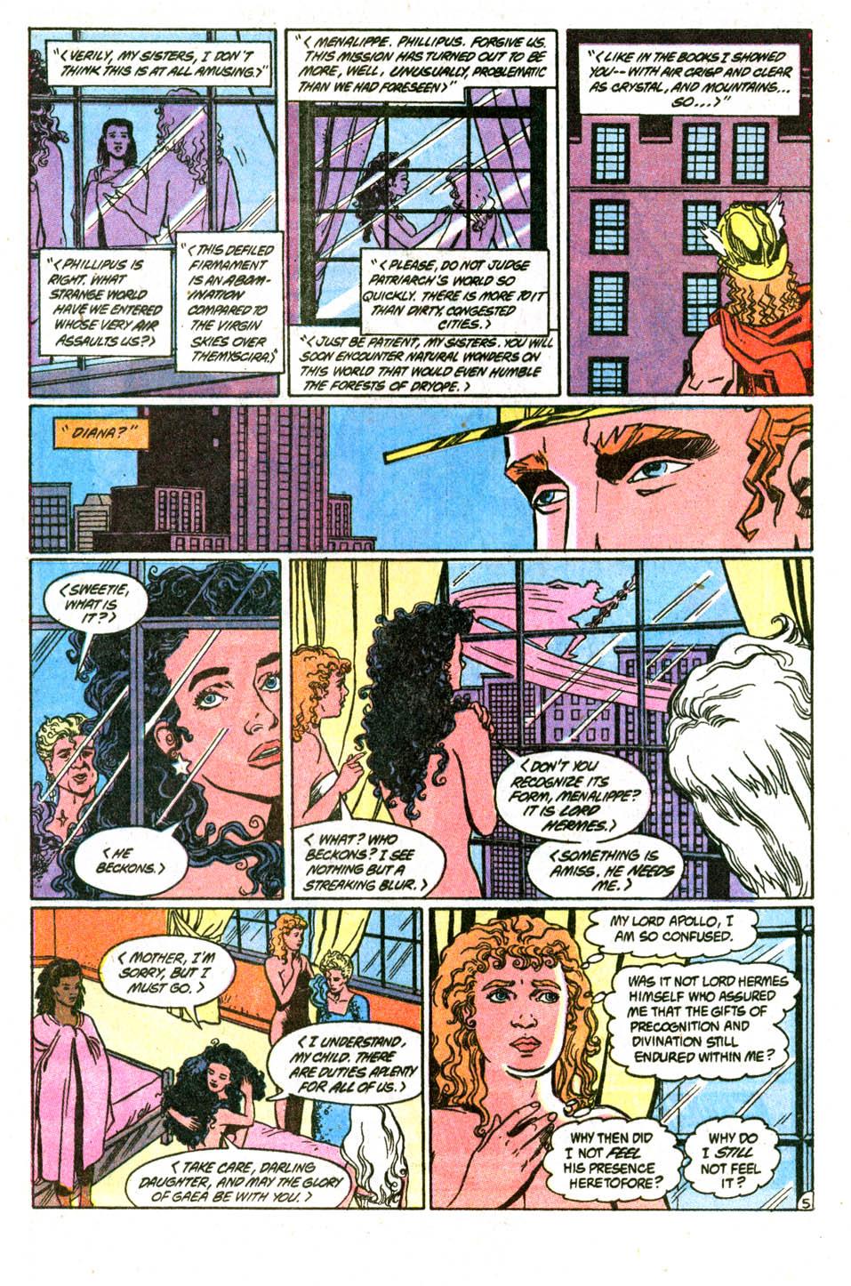 Read online Wonder Woman (1987) comic -  Issue #51 - 7