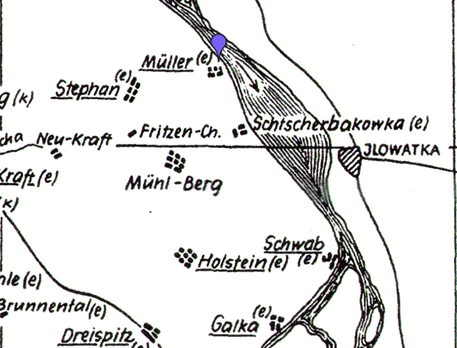 Germans From Russia Settlement Locations On This Day 16