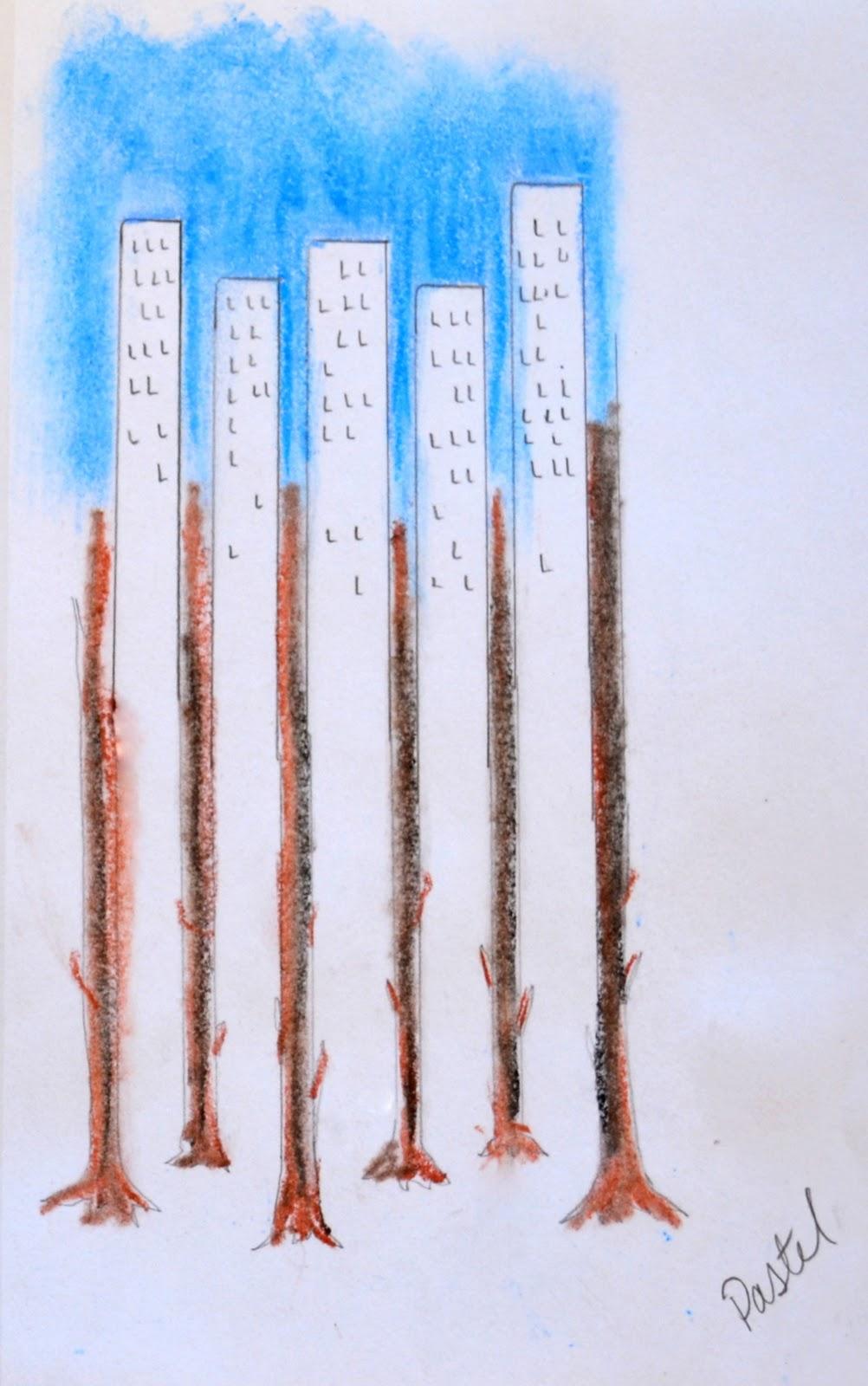 Positive and Negative Space | Art Class Ideas