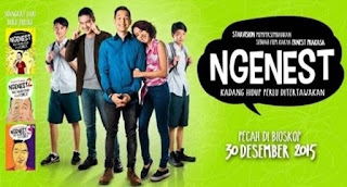 Download film Ngenest 2015 DVDRIP Bluray Indonesia