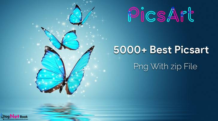 best picsart png zip files