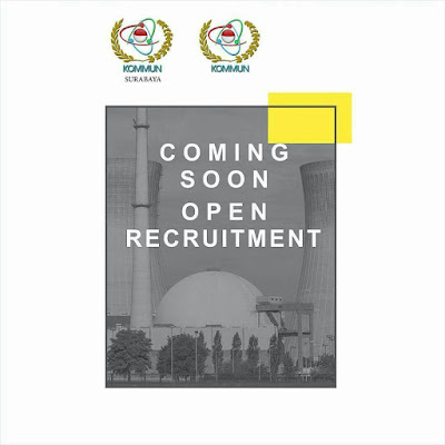 Coming Soon Open Recruitment KOMMUN Surabaya