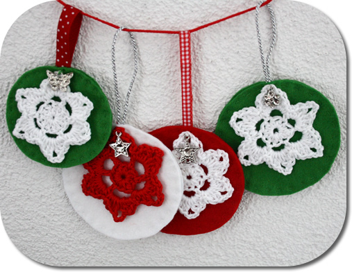 DIY Christmas ornament - Christmas presents