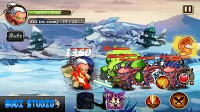 Sword Warrior MOD Apk 3