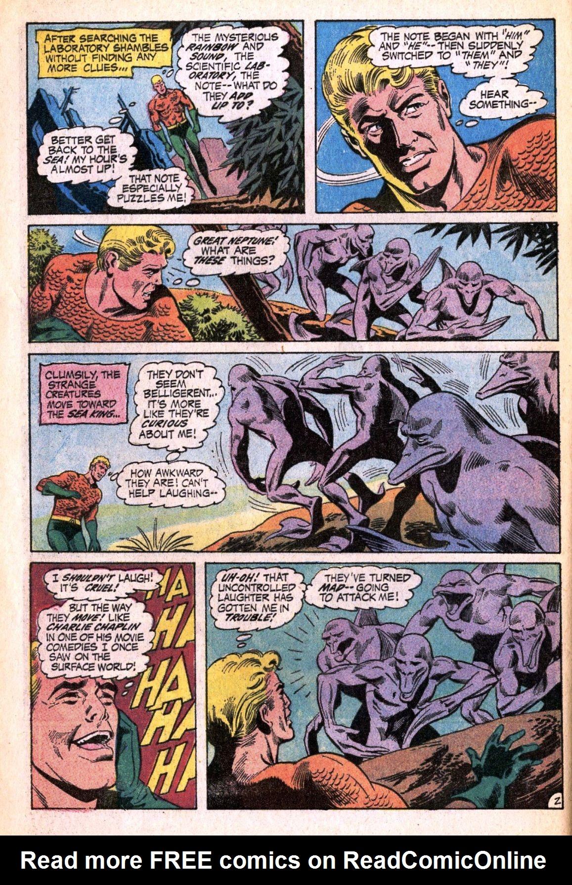 Read online World's Finest Comics comic -  Issue #203 - 4