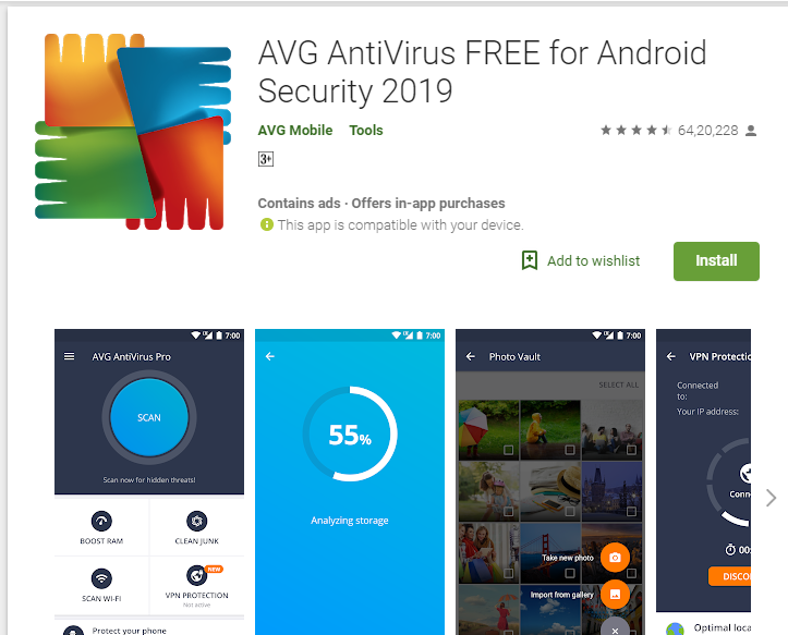 best free antivirus for android mobile phones