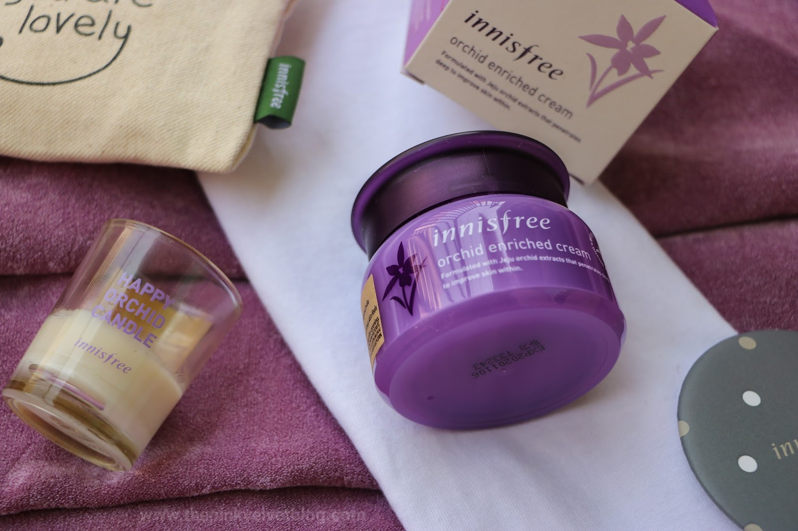 Korean Beauty - Innisfree Orchid Enriched Cream