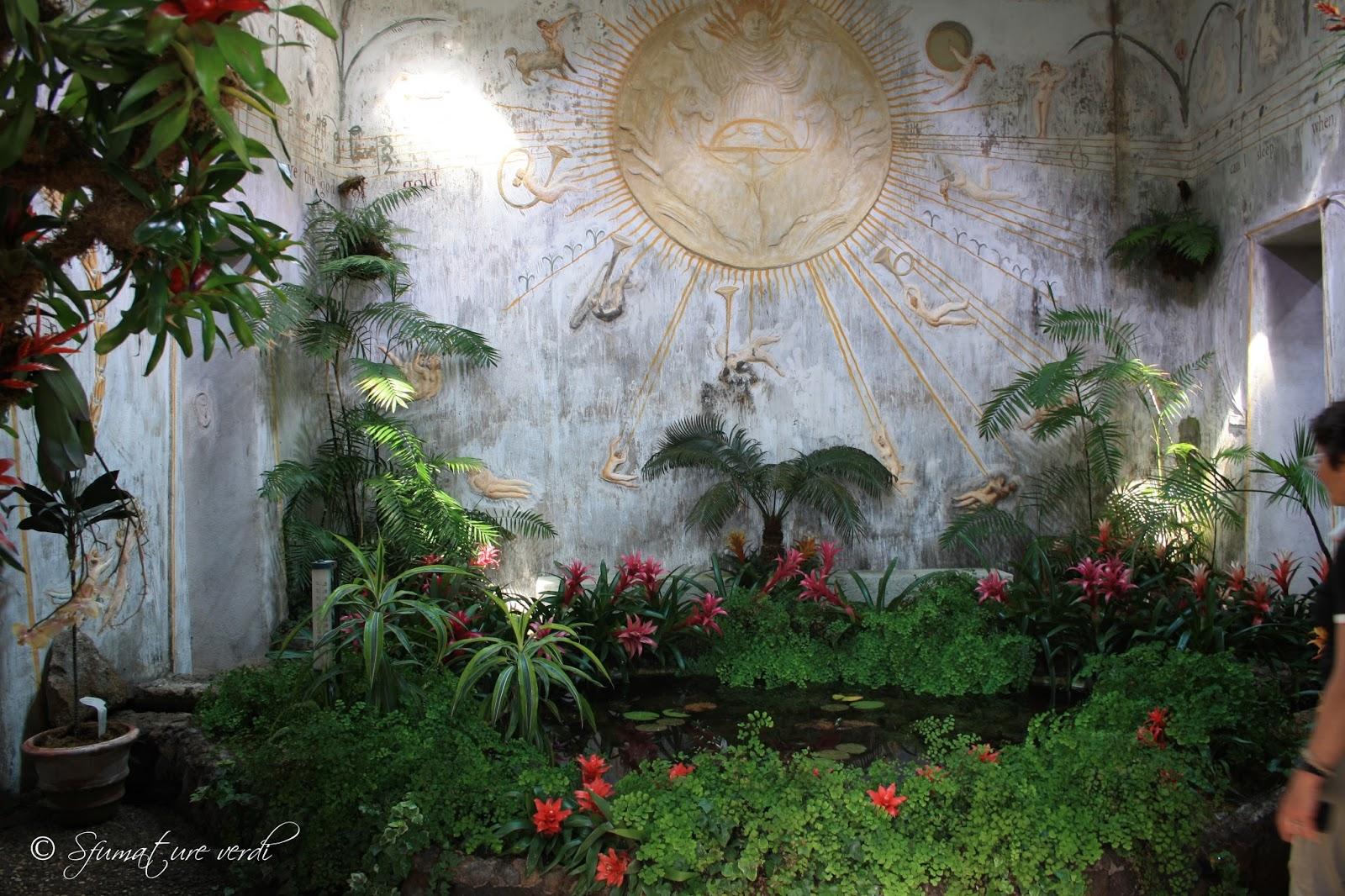 Giardini la mortella sfumature verdi - Giardino la mortella ...