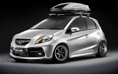 Modifikasi Honda Brio Untuk Touring