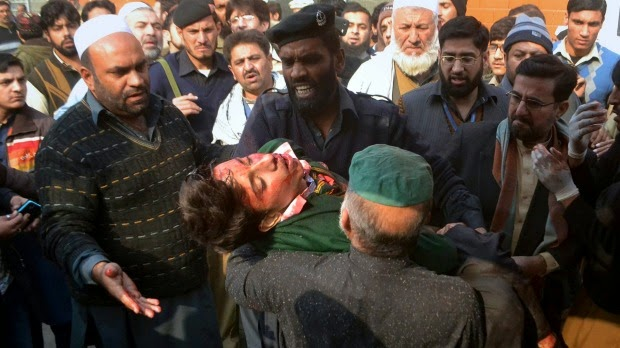 At Least 132 Dead in Result of Taliban Attack in Army Public School, Peshawar