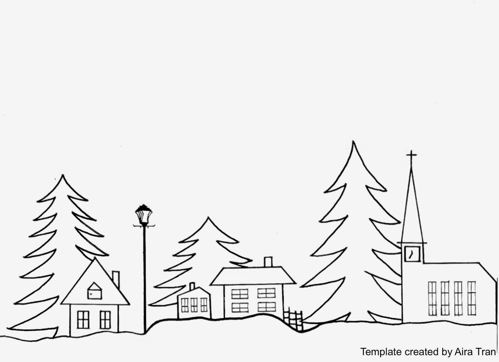 Aira Tran: DIY Christmas Decorations: Candle Jars