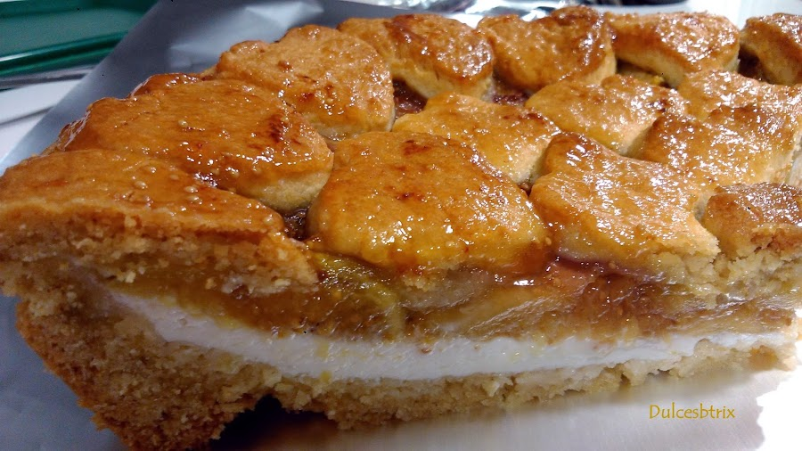 Tarta de higos y queso-Dulcesbtrix