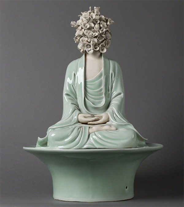Ru Xiaofan [茹小凡] (China/France) - Buddha art