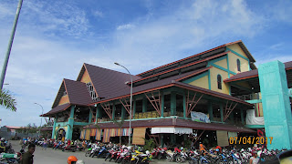 Pasar Puan Maimun Tanjung Balai Karimun Kepri
