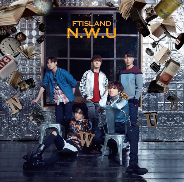 [Album] FTISLAND – N.W.U (2016.04.06/MP3/RAR)