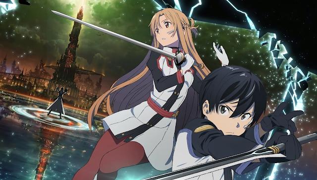 Sword Art Online The Movie Ordinal Scale