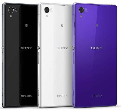Điện thoại Sony z1 chính hãng