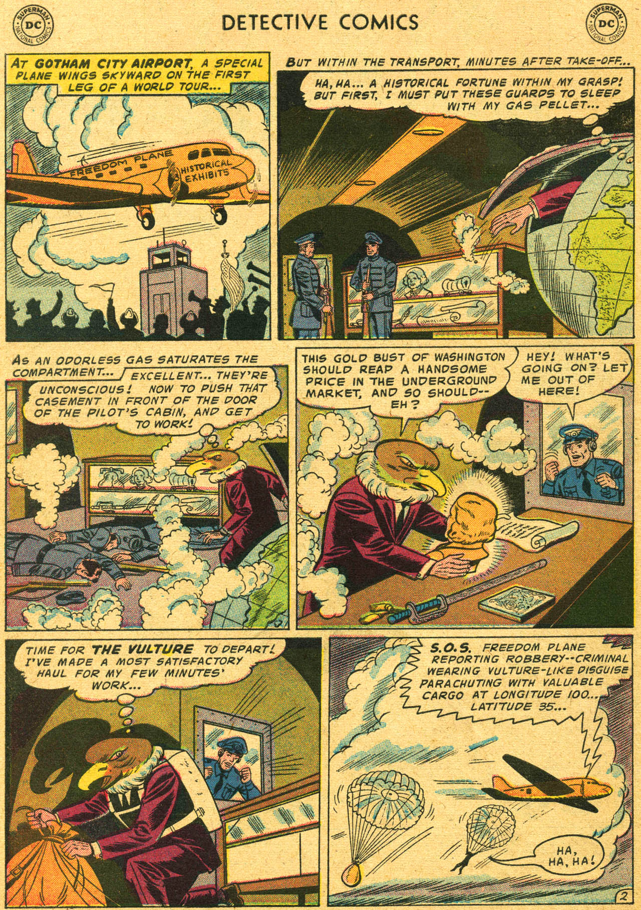 Detective Comics (1937) 253 Page 3