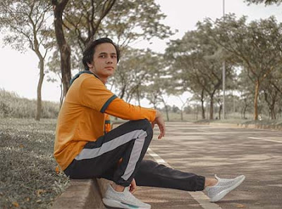Rizky Fachrel Jogging
