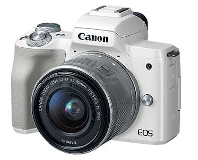 Canon EOS M50 APS-C Mirrorless Camera