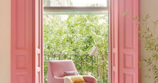 15 ideas para decorar en rosa