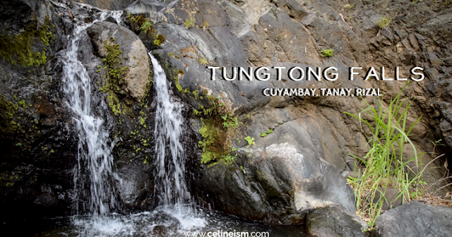 tongtong falls