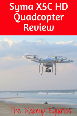 Syma X5C Quadcopter Camera Drone Review