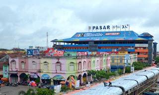 HGB Pasar 16 Ilir Terlalu Tinggi, Sekda Akan Panggil Wako Palembang