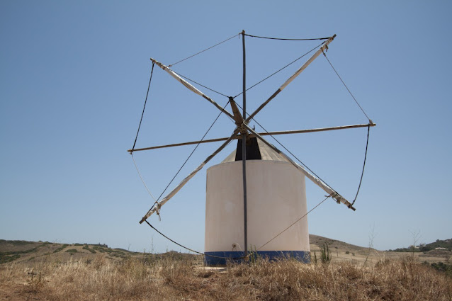 Burgau-mulino a vento