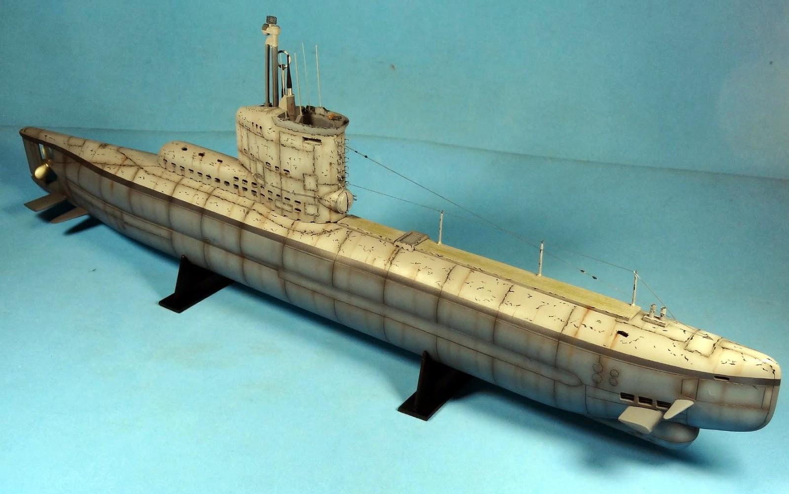 Plastic Models On The Internet Boats Vol11 U Boot Type