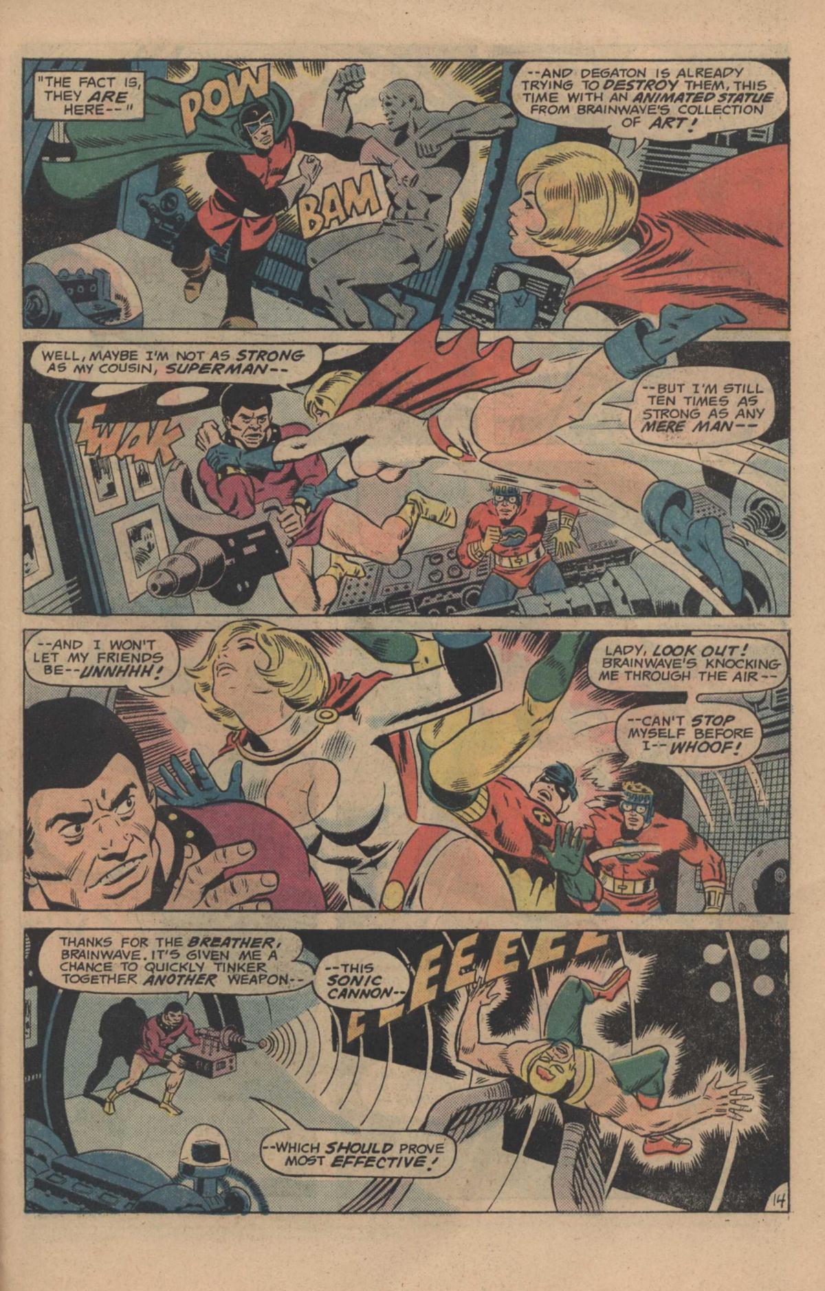 Read online All-Star Comics comic -  Issue #59 - 27