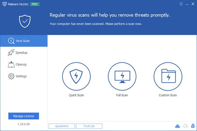 Resultado de imagen de Glary Malware Hunter Pro 1