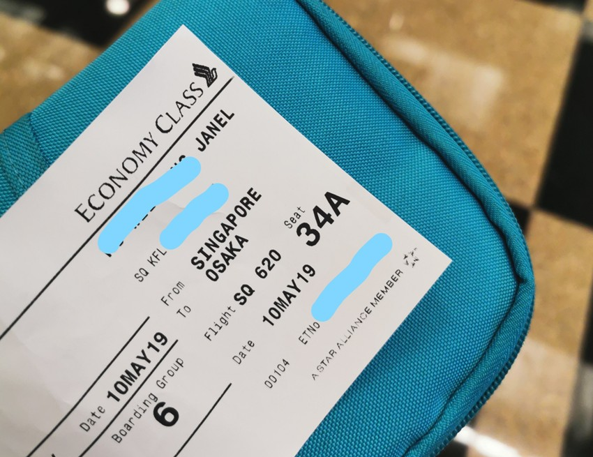 Osaka 2019 D1 Roundup: Arriving in Osaka + Dotonbori