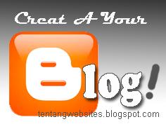 Cara mudah membuat blog gratis di blogspot