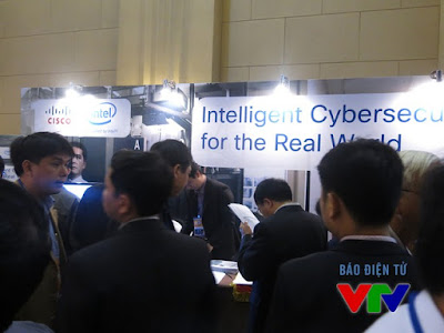 Security World 2015 exhibition