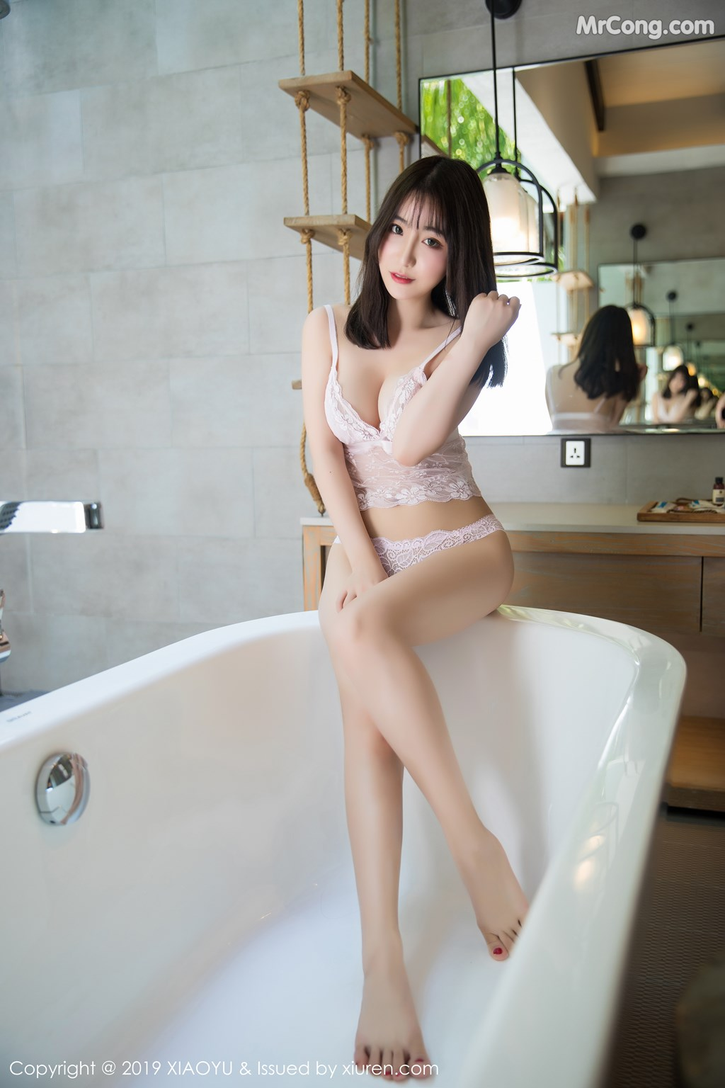 Image XiaoYu-Vol.147-Cherry-MrCong.com-051 in post XiaoYu Vol.147: 绯月樱-Cherry (66 ảnh)