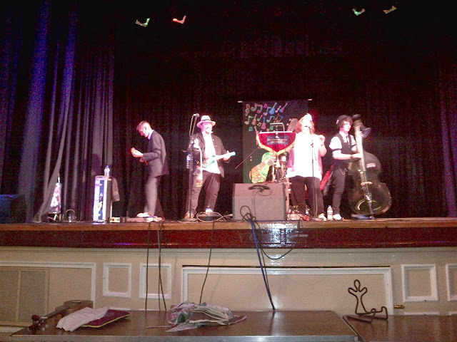 The Anything Goes Orchestra at Grand Northern Ukulele Festival