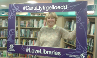 first libraries week