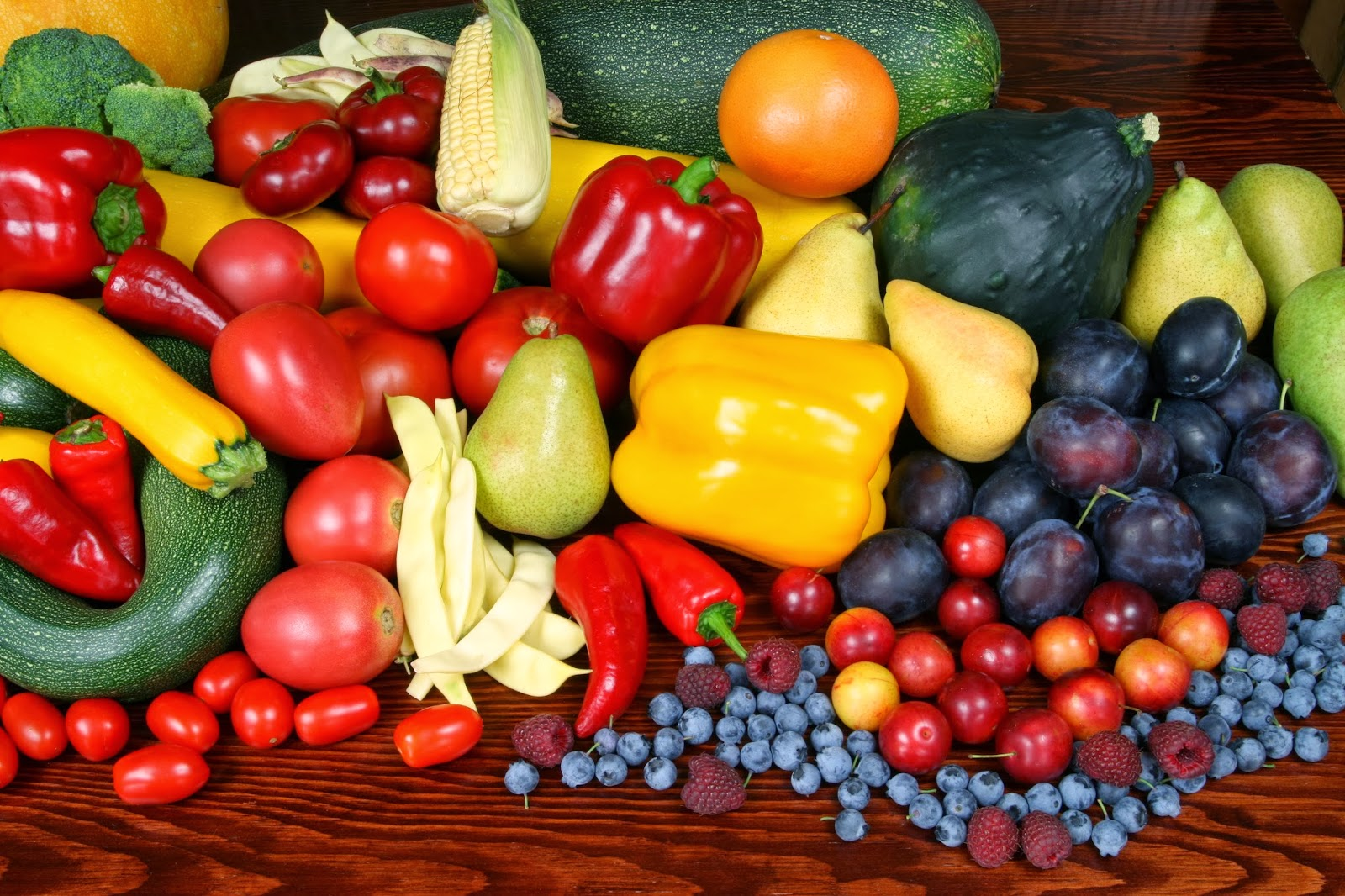 A healthy diet veggies 1