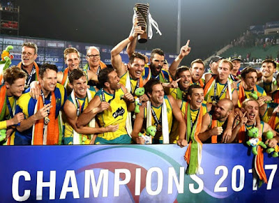 Spotlight : Australia Beat Argentina To Retain HWL Final Title