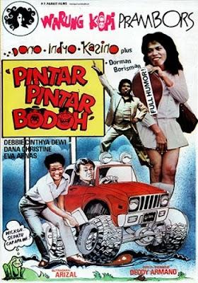 Pintar-Pintar Bodoh Poster
