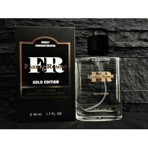 Fabrio Romeo Gold Afrodizyak Parfüm