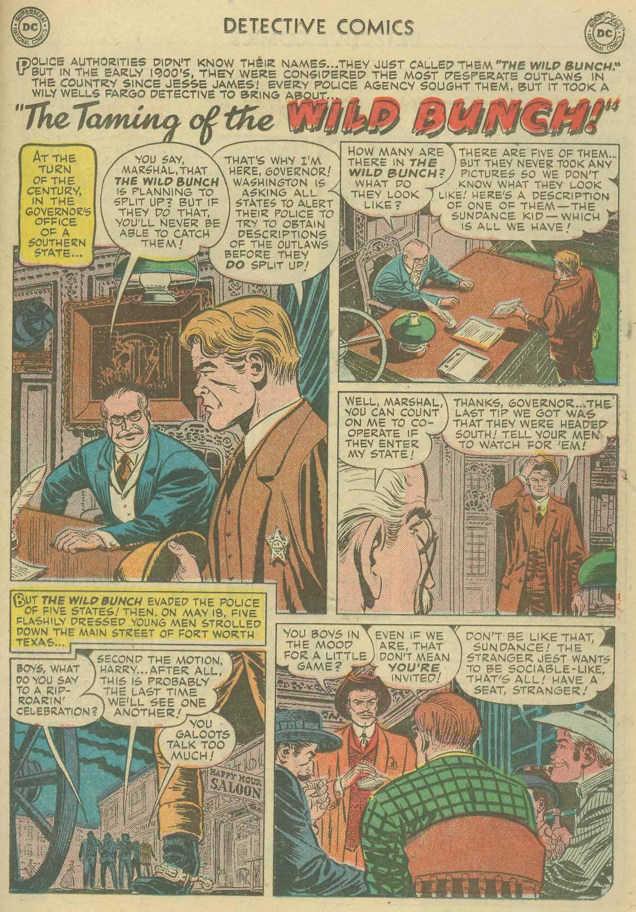 Detective Comics (1937) 175 Page 34