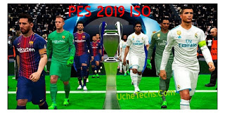 PES 19 PSP ISO FILE Download