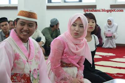 pernikahan indonesia dengan korea selatan