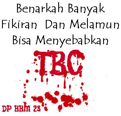 Benarkah Banyak Fikiran Dan Melamun Bisa Menyebabkan TBC