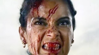 Memes viral on Kangna's Manikarnika, people say - Vampire Bai is looking
