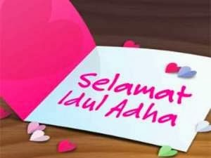Gambar DP BBM Idul Adha Hari Kurban Lucu Animasi Bergerak Terbaru Tahun 2018