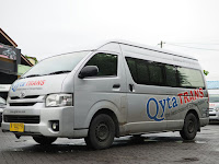 Jadwal Travel Qyta Trans Jogja - Purwokerto PP