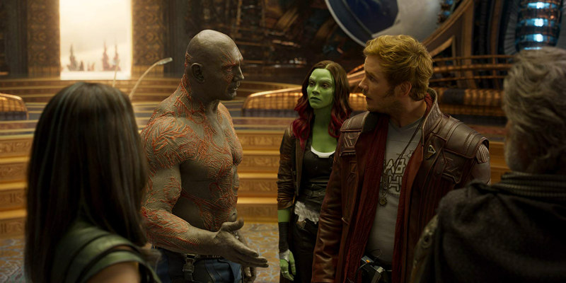 Now On Netflix - GUARDIANS OF THE GALAXY VOL. 2